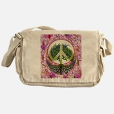 Inner Peace Messenger Bag