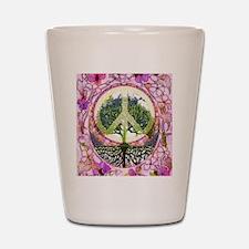Inner Peace Shot Glass