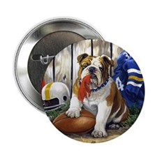 home bulldog gifts Button