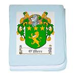 OMore (Moore-Leinster)-Irish-9.jpg baby blanket