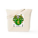 OMore (Moore-Leinster)-Irish-9.jpg Tote Bag