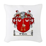 OQuin-Irish-9.jpg Woven Throw Pillow