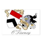 OTierney.jpg Postcards (Package of 8)