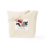 OTierney.jpg Tote Bag