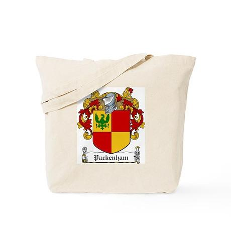 Packenham (Westmeath 1665)-Irish-9.jpg Tote Bag