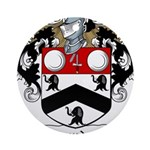Saunders (Wexford)-Irish-9.jpg Ornament (Round)