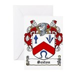 Sexton 1631-Irish-9.jpg Greeting Cards (Pk of 20)