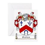 Sexton 1631-Irish-9.jpg Greeting Cards (Pk of 10)