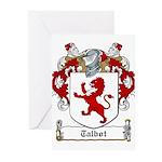 Talbot (1610)-Irish-9.jpg Greeting Cards (Pk of 10