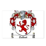 Talbot (1610)-Irish-9.jpg Postcards (Package of 8)