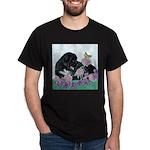 Newfoundland Puppy Dark T-Shirt