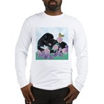 Newfoundland Puppy Long Sleeve T-Shirt