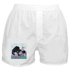 Newfoundland Puppy Boxer Shorts