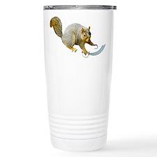 Pirate Squirrel Travel Mug
