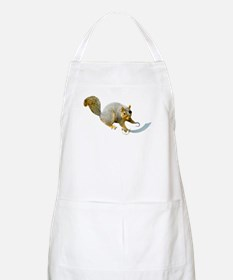 Pirate Squirrel Apron