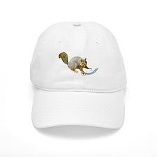 Pirate Squirrel Baseball Baseball Cap