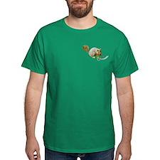 Pirate Squirrel T-Shirt