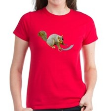 Pirate Squirrel Tee