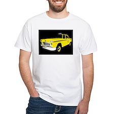 Checker Motors Taxi Cab T-Shirt