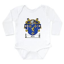 Wall (Carlow)-Irish-9.jpg Long Sleeve Infant Bodys