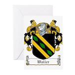 Waller (Limerick)-Irish-9.jpg Greeting Cards (Pk o