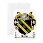 Waller (Limerick)-Irish-9.jpg Greeting Card
