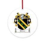 Waller (Limerick)-Irish-9.jpg Ornament (Round)