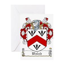 Walsh (Kilkenny)-Irish-9.jpg Greeting Card