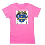 Ward (Bangor Castle-Down)-Irish-9.jpg Girl's Tee