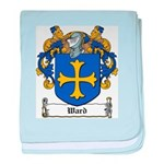 Ward (Bangor Castle-Down)-Irish-9.jpg baby blanket