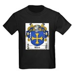 Ward (Bangor Castle-Down)-Irish-9.jpg Kids Dark T-