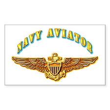 Navy - Navy Aviator Decal