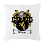 Wilson-Irish-9.jpg Woven Throw Pillow