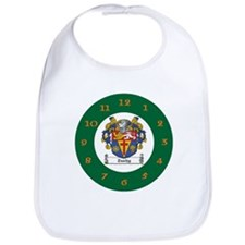 Tuohy Irish Coat of Arms Bib