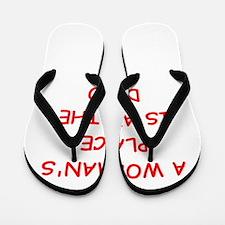 dojo Flip Flops