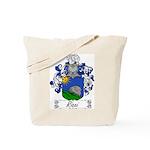 Ricci_Italian.jpg Tote Bag