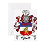 Righetti_Italian.jpg Greeting Cards (Pk of 20)