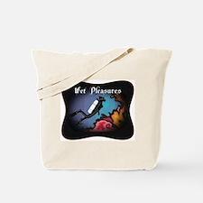 Wet Pleasures Tote Bag
