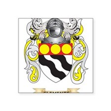 Clements Coat of Arms Sticker