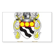 Clements Coat of Arms Decal