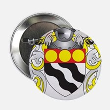 """Clements Coat of Arms 2.25"""" Button"""