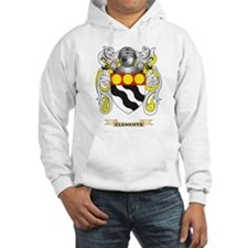 Clements Coat of Arms Hoodie