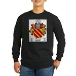 Sajani_Italian.jpg Long Sleeve Dark T-Shirt