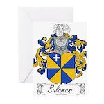 Salomoni_Italian.jpg Greeting Cards (Pk of 20)