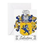 Salvatore_Italian.jpg Greeting Cards (Pk of 20)