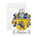 Salvatore_Italian.jpg Greeting Card