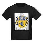 Salvatore_Italian.jpg Kids Dark T-Shirt