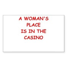 casino Decal