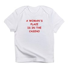 casino Infant T-Shirt