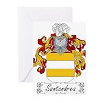 Santandrea_Italian.jpg Greeting Cards (Pk of 20)